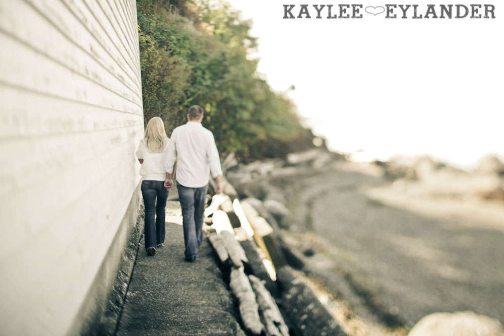 Camano Island Beach Engagement 11 Camano Island Beach Engagement | Kaylee Eylander Photography