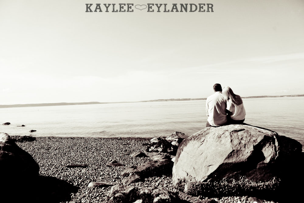 Camano Island Beach Engagement 14 Camano Island Beach Engagement | Kaylee Eylander Photography