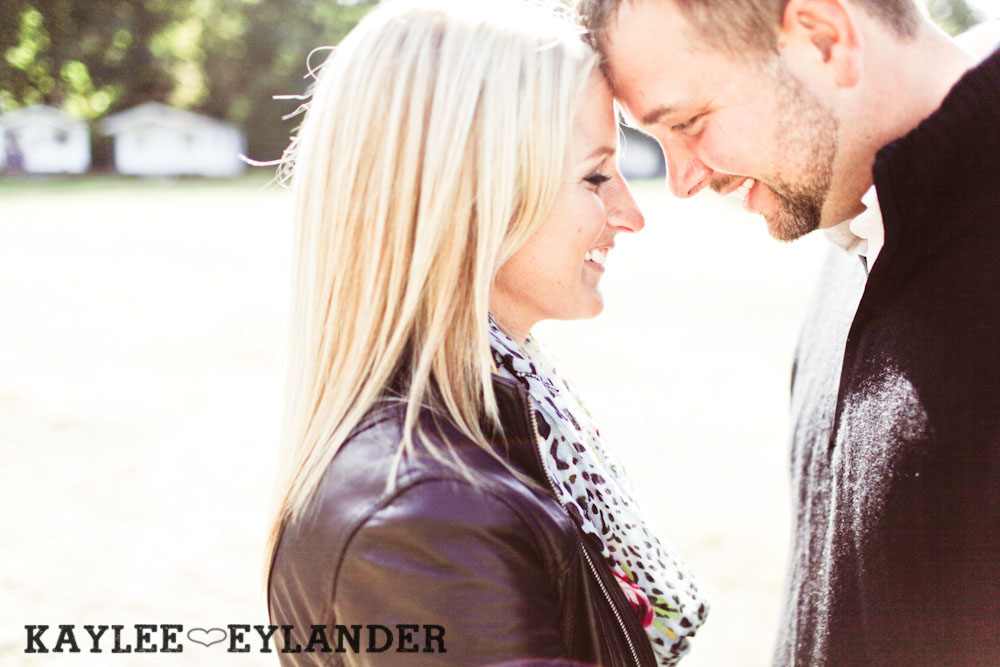 Camano Island Beach Engagement 27 Camano Island Beach Engagement | Kaylee Eylander Photography