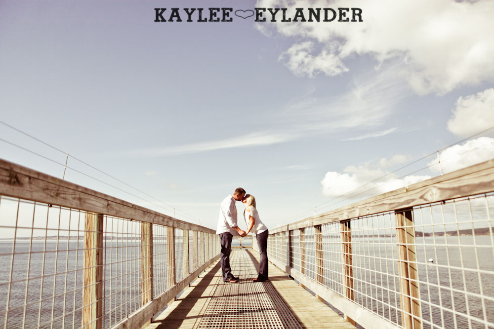 Camano Island Beach Engagement 3 Camano Island Beach Engagement | Kaylee Eylander Photography