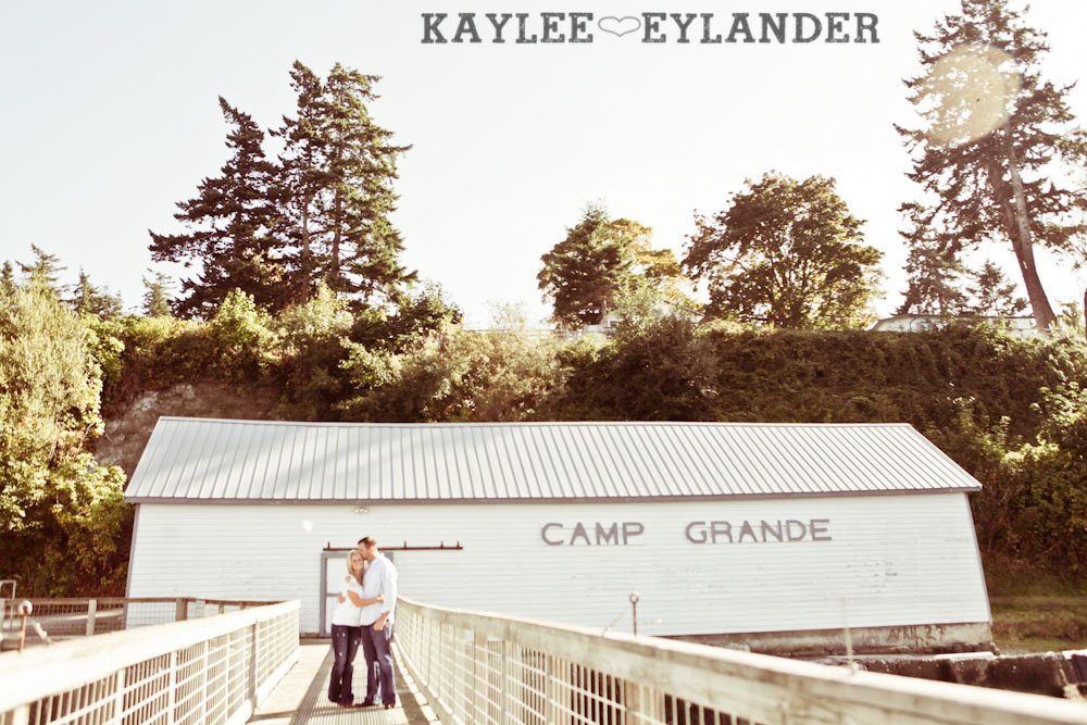 Camano Island Beach Engagement 5 Camano Island Beach Engagement | Kaylee Eylander Photography
