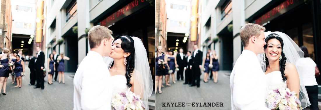 Hotel W Seattle Modern Wedding 318 1100x378 Pike Place & Hotel W Seattle Wedding | Seattle Wedding Photographer