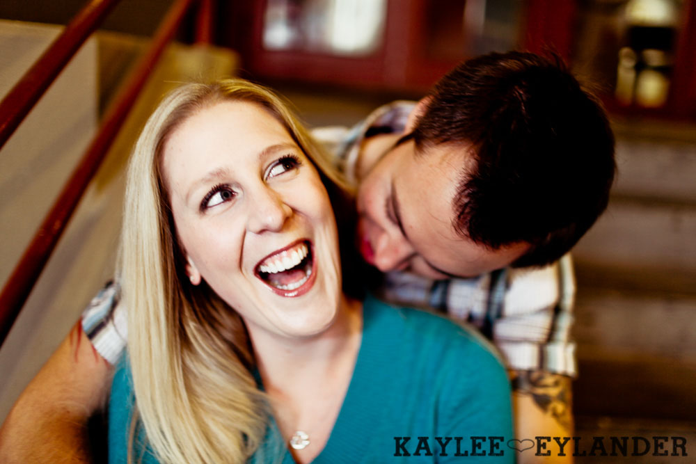 Pike Place Engagement Seattle 18 Pike Place Market Engagement Session | Urban Seattle