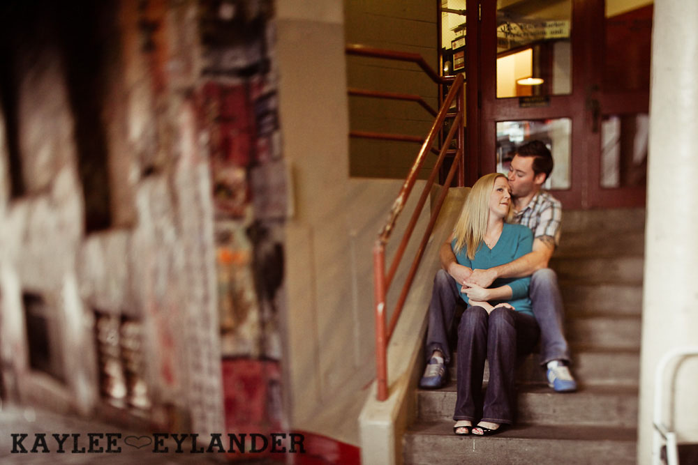 Pike Place Engagement Seattle 19 Pike Place Market Engagement Session | Urban Seattle