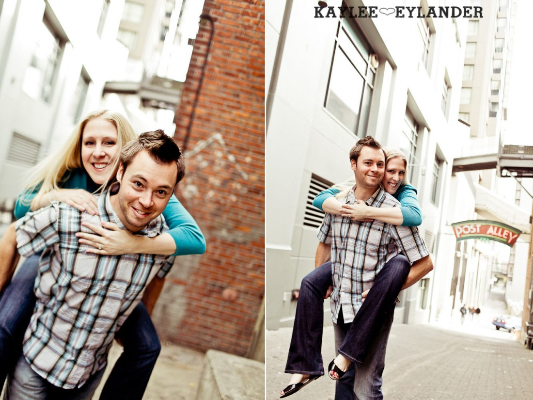 Pike Place Engagement Seattle 27 1100x825 Pike Place Market Engagement Session | Urban Seattle
