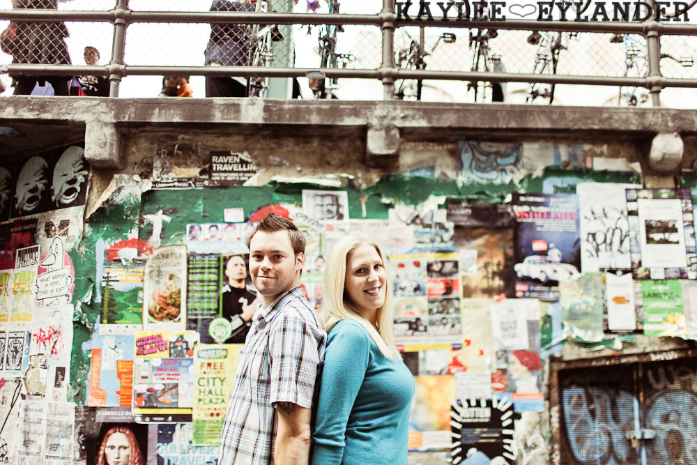 Pike Place Engagement Seattle 6 Pike Place Market Engagement Session | Urban Seattle
