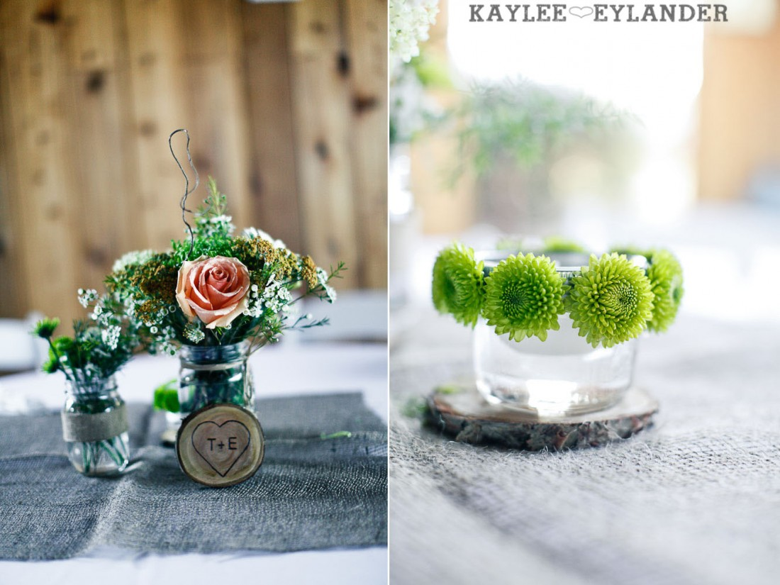 Swans Trail Farm Barn Snohomish Wedding Reception 3 1100x825 DIY Wedding Ideas | Mason Jars