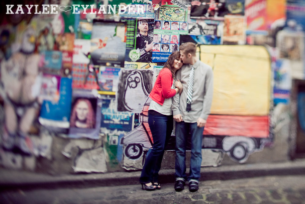 Danika Spencer 1 Pike Place Engagement Session | Danika & Spencer