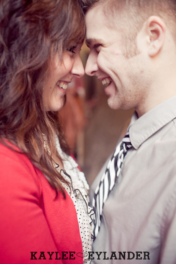 Danika Spencer 17 Pike Place Engagement Session | Danika & Spencer