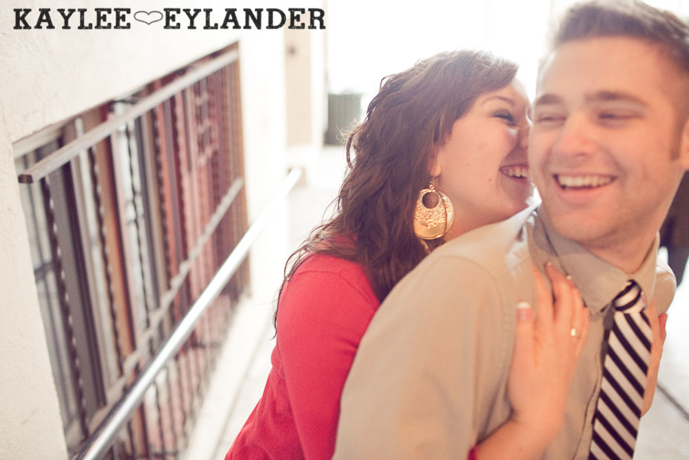 Danika Spencer 19 Pike Place Engagement Session | Danika & Spencer