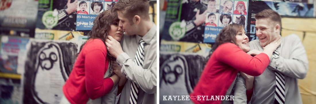 Danika Spencer 2 1100x363 Pike Place Engagement Session | Danika & Spencer