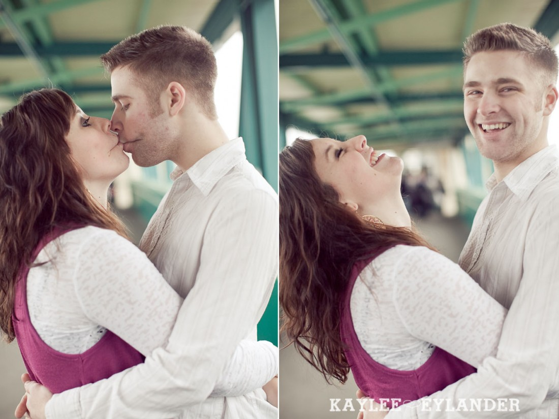 Danika Spencer 38 1100x825 Pike Place Engagement Session | Danika & Spencer