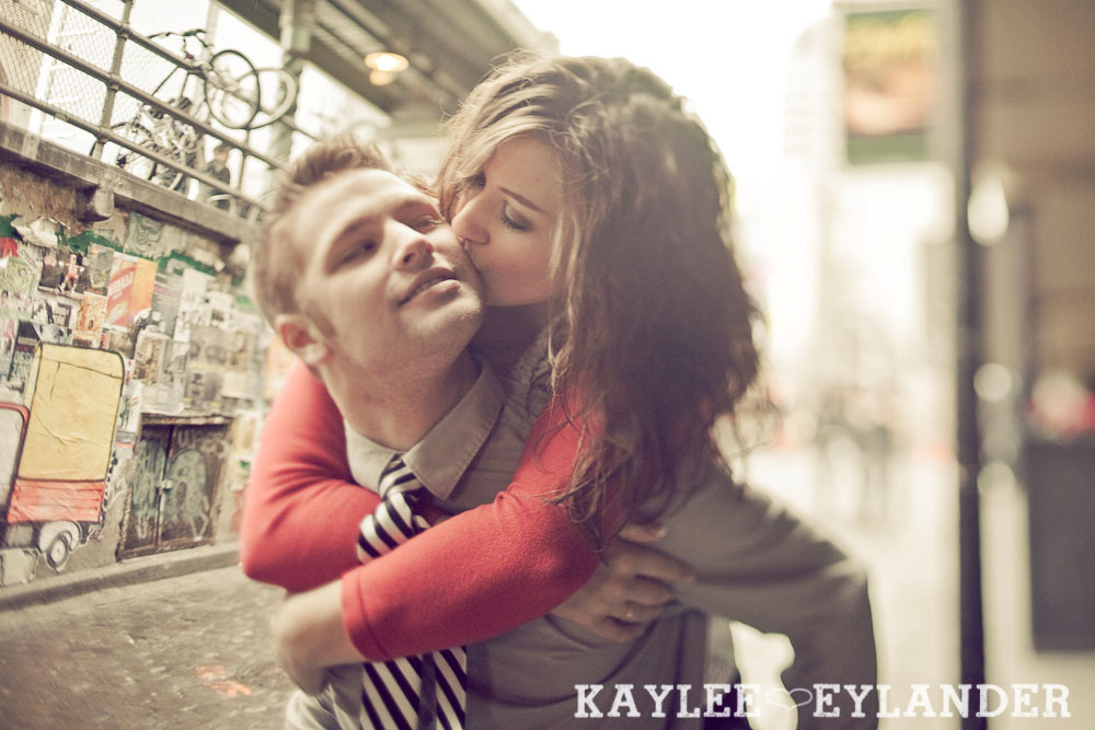 Danika Spencer 5 Pike Place Engagement Session | Danika & Spencer
