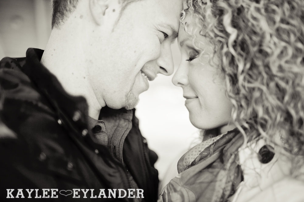Kirkland waterfront engagement session 9 Kirkland Engagement Session | 1 Hot Pink Umbrella and Two people in love!