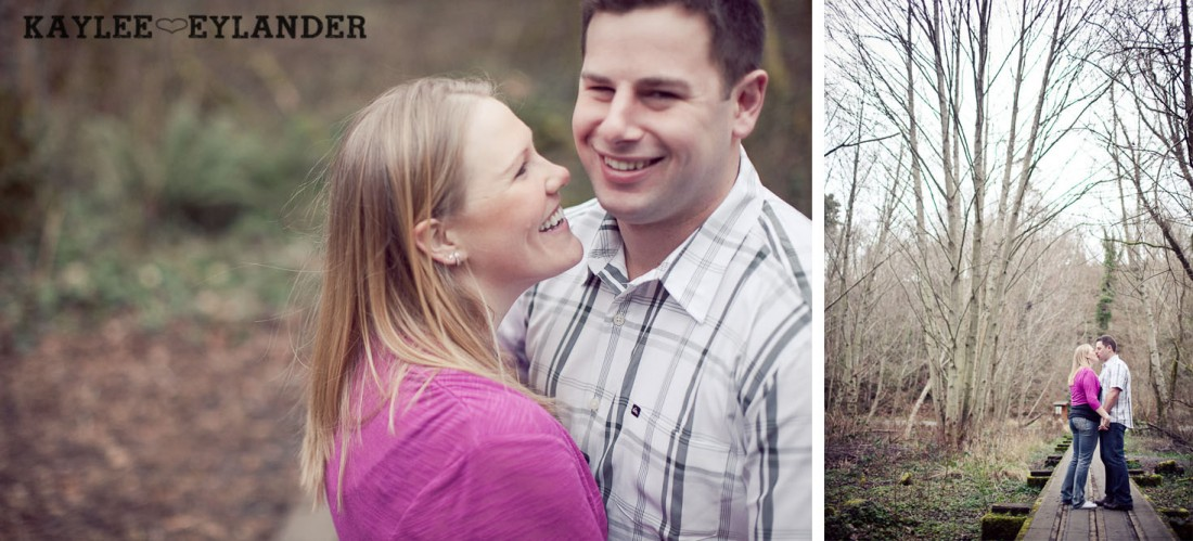 beach engagement session 16 1100x499 Beach, Railroad Tracks & Trees | Everett Engagement Session