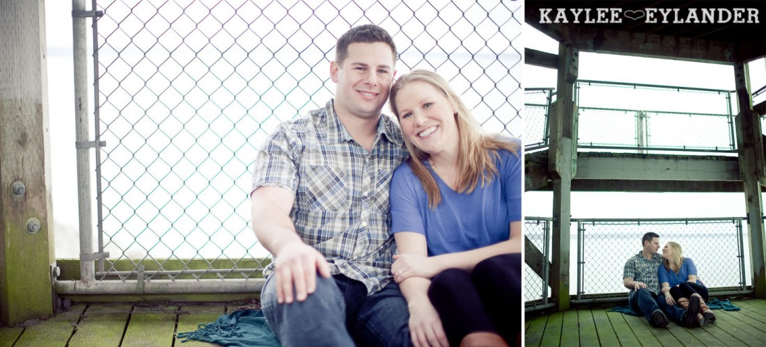 beach engagement session 40 1100x499 Beach, Railroad Tracks & Trees | Everett Engagement Session