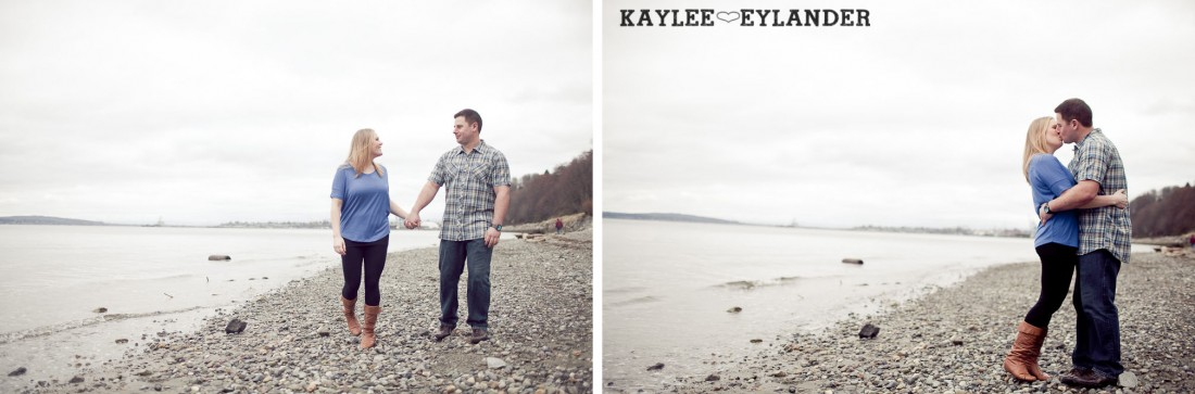 beach engagement session 56 1100x363 Beach, Railroad Tracks & Trees | Everett Engagement Session
