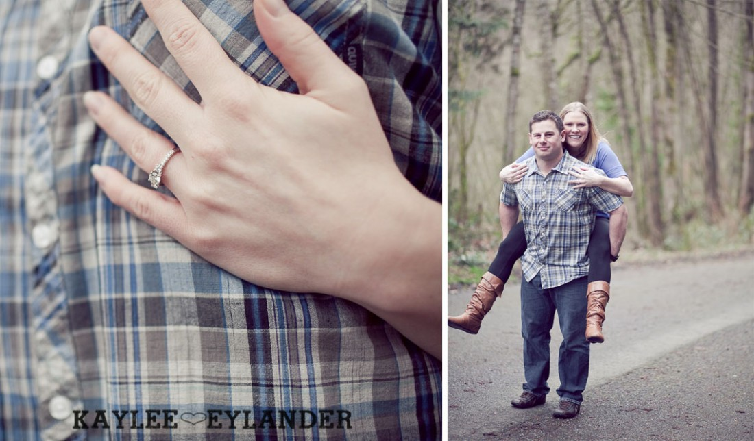 beach engagement session 67 1100x644 Beach, Railroad Tracks & Trees | Everett Engagement Session