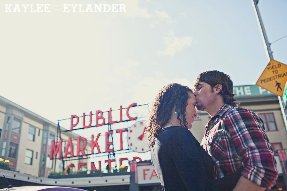 pike place engagement session 44 Pike Place Engagement Session | Cody & Ciara
