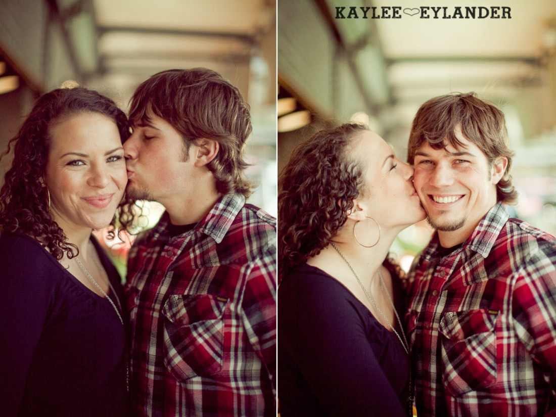 pike place engagement session 47 1100x825 Pike Place Engagement Session | Cody & Ciara