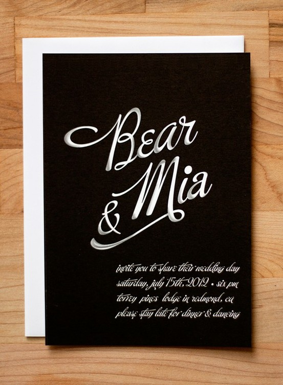 32228953553483600 YLhi9Bua c DIY Wedding | Chalkboard Wedding Ideas