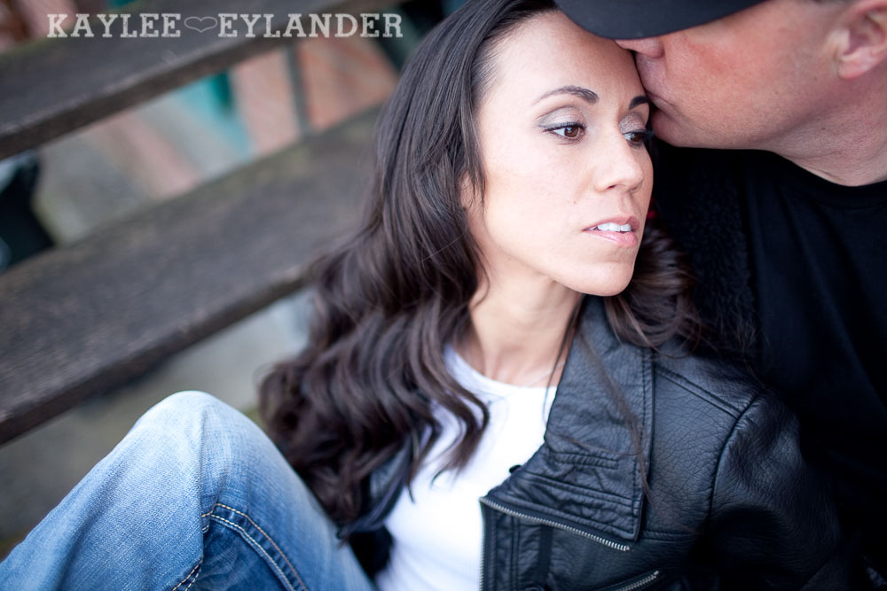 Snohomish Engagement Photographer 2 The Dare Devil and the Dancer | Snohomish Engagement Session