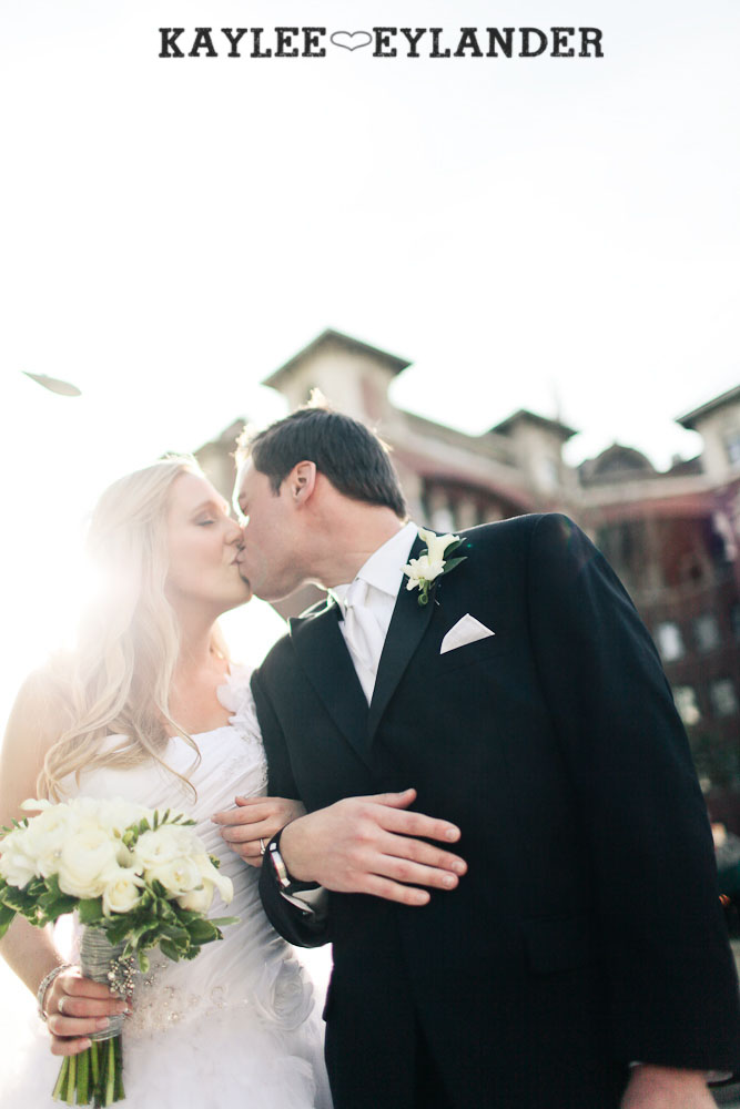 Sorrento Hotel Wedding Bride Groom 5 St. James Cathedral Seattle Wedding | Dena & Cameron Sneak Peek!