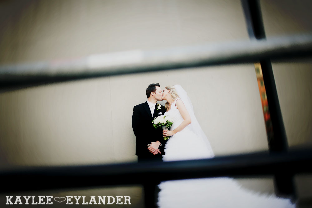 Sorrento Hotel Wedding Bride Groom 6 St. James Cathedral Seattle Wedding | Dena & Cameron Sneak Peek!