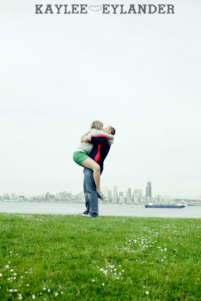 Alki Engagement Session 25 Alki Engagement Session | Katy & Justin