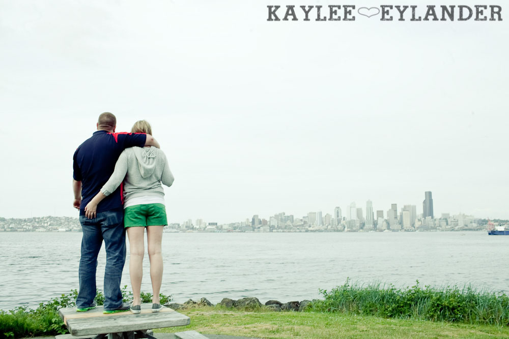 Alki Engagement Session 28 Alki Engagement Session | Katy & Justin