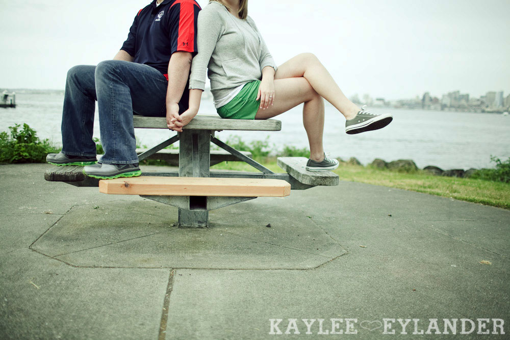 Alki Engagement Session 29 Alki Engagement Session | Katy & Justin
