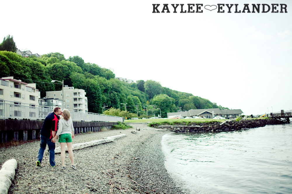 Alki Engagement Session 43 Alki Engagement Session | Katy & Justin