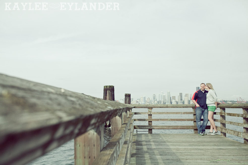 Alki Engagement Session 5 Alki Engagement Session | Katy & Justin