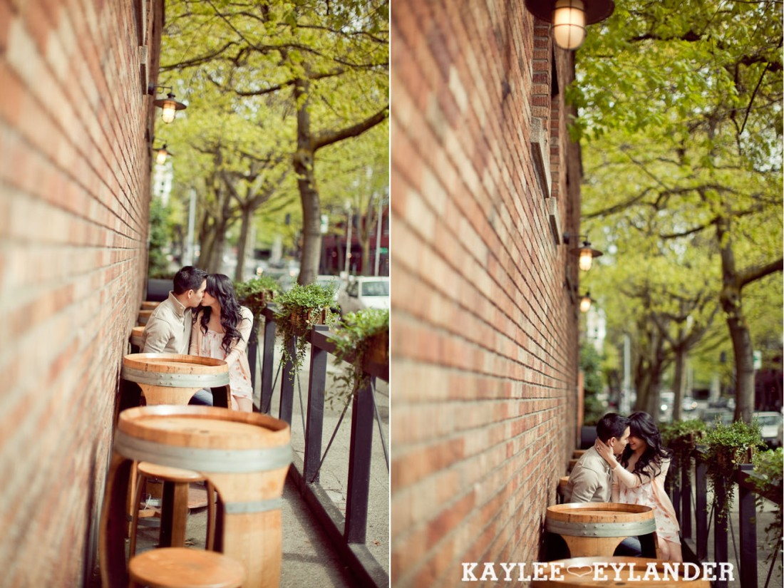 Seattle Engagement Session 443 1100x825 Belltown Seattle Engagement Session | Tina & Will