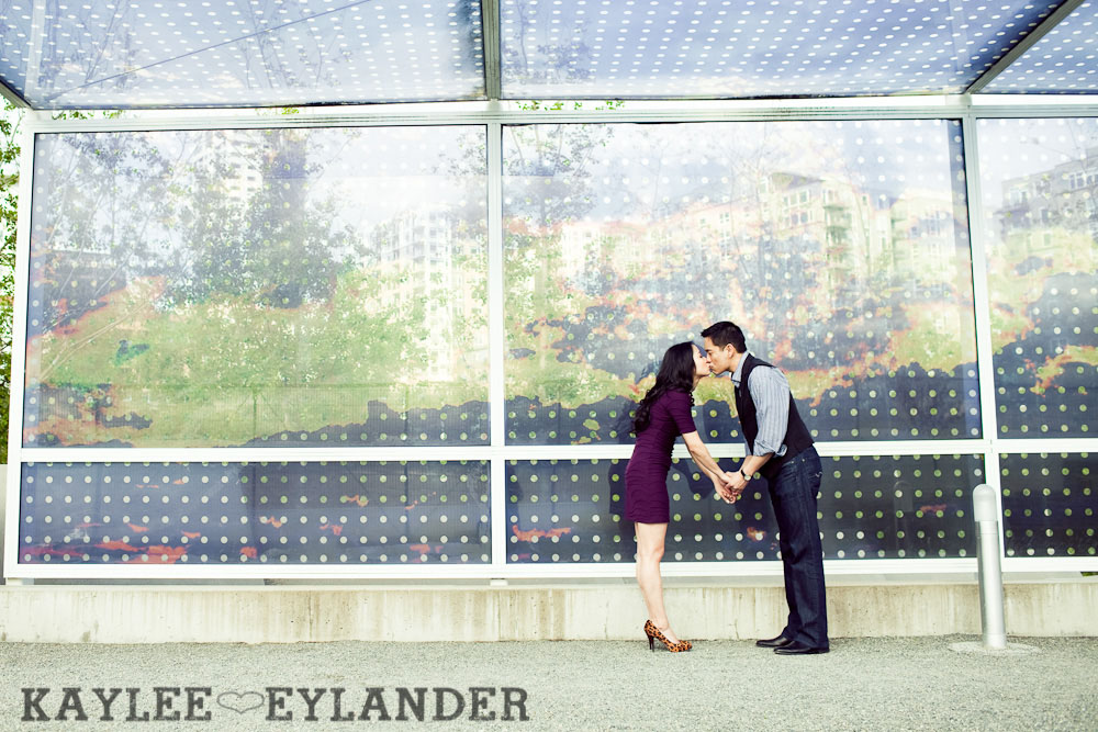 Seattle Engagement Session 475 Belltown Seattle Engagement Session | Tina & Will