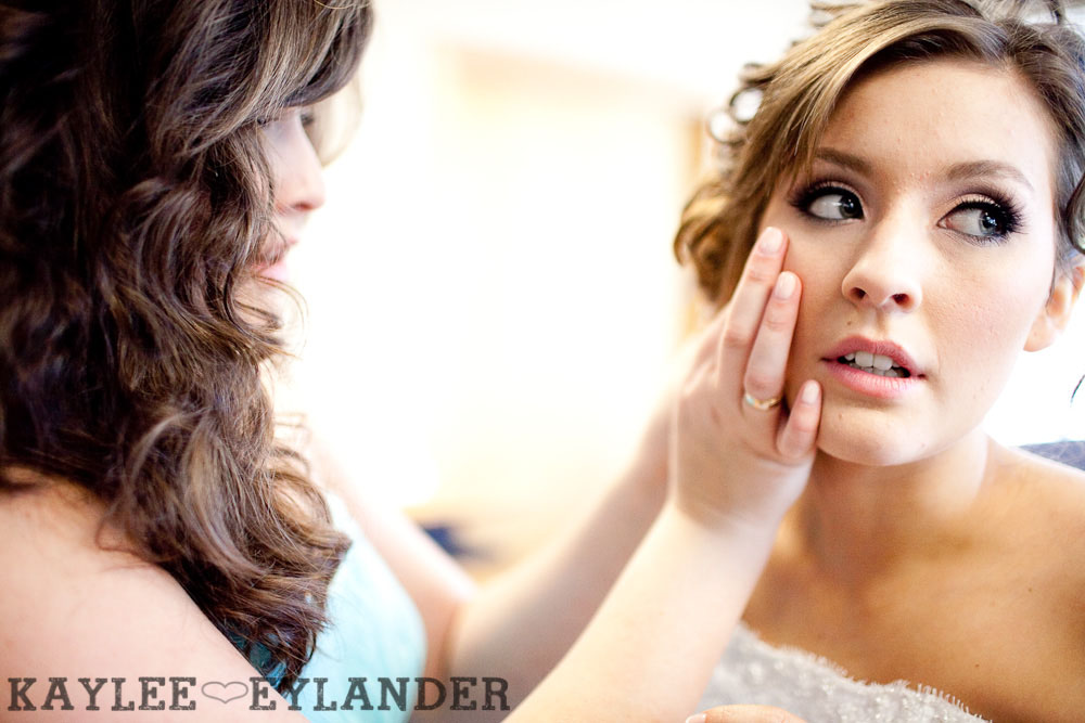 Bride Getting Ready 30 Everett Wedding Photographer|  Amazingly fun Circus themed Wedding