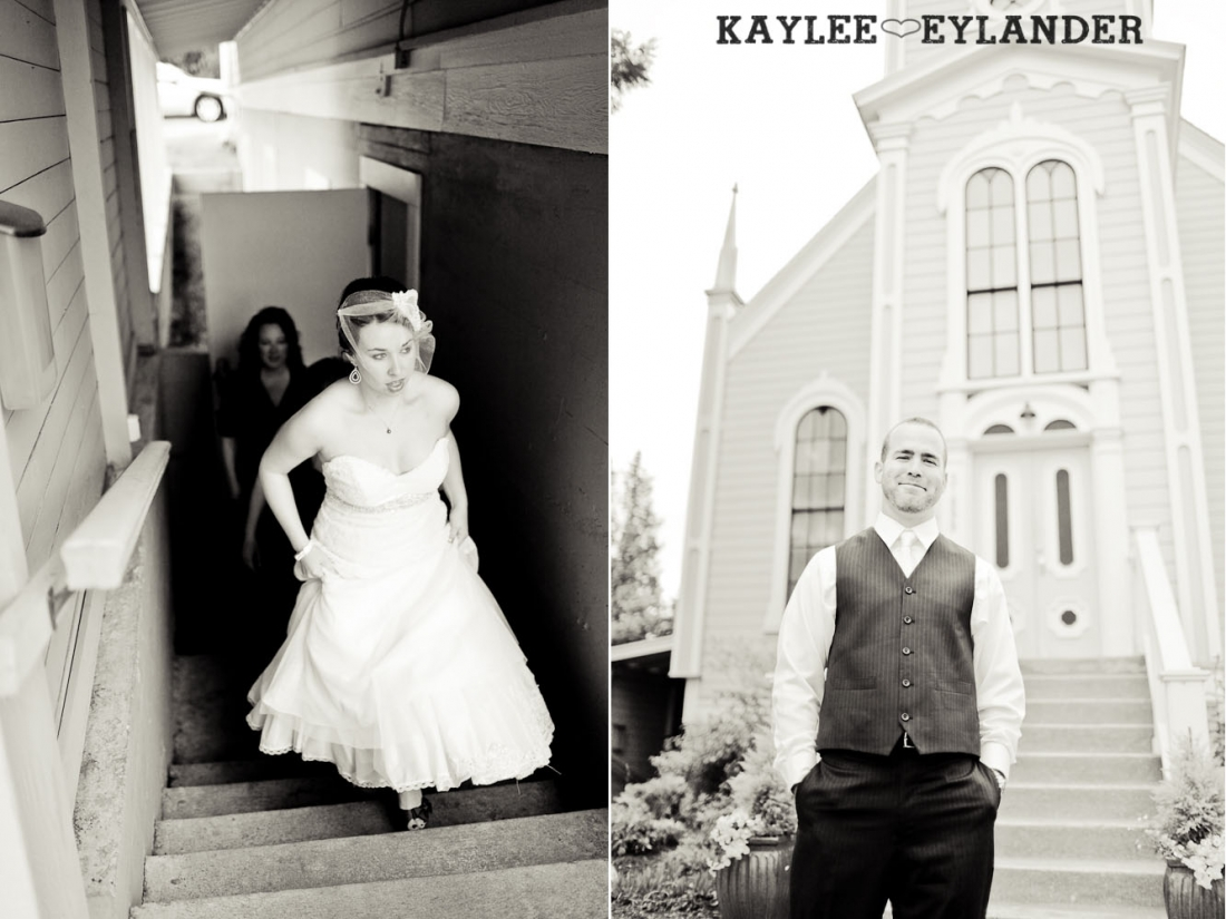 Port Gamble St Pauls Church Wedding 21 1100x825 Port Gamble Vintage DIY Wedding | I heart St. Pauls Church!