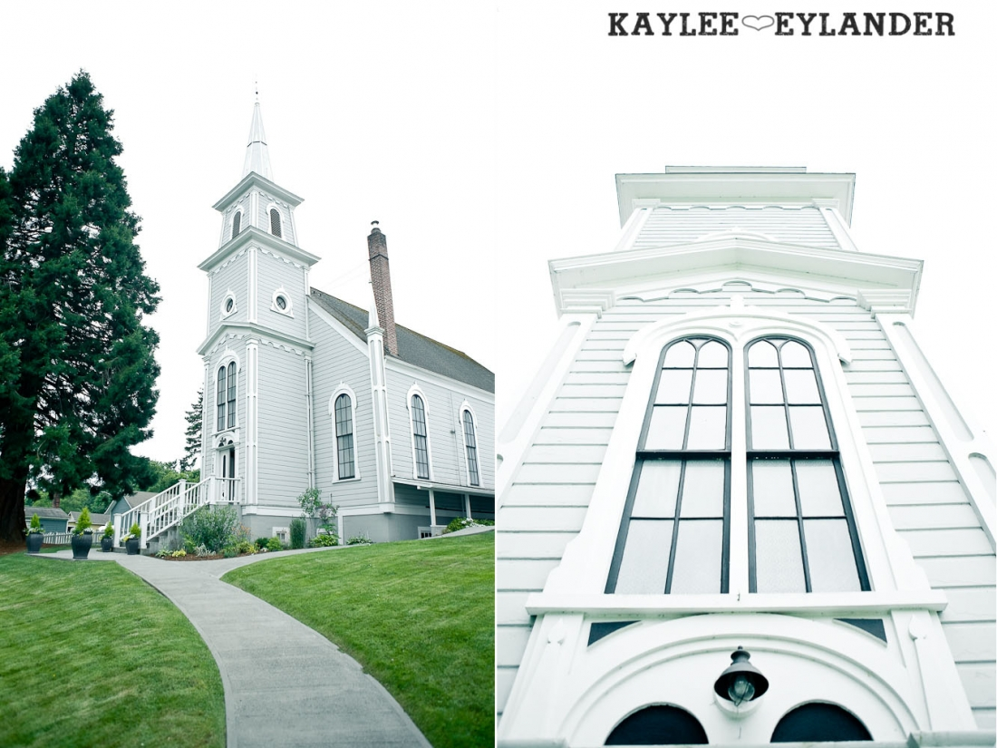 Port Gamble St Pauls Church Wedding 4 1100x825 Port Gamble Vintage DIY Wedding | I heart St. Pauls Church!