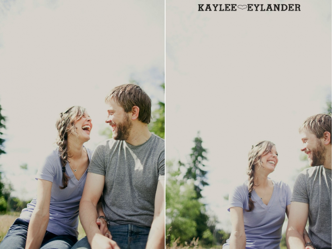 Seattle Wedding Photographer 2 1100x825 Field Engagement Session | Seattle Wedding Photographer