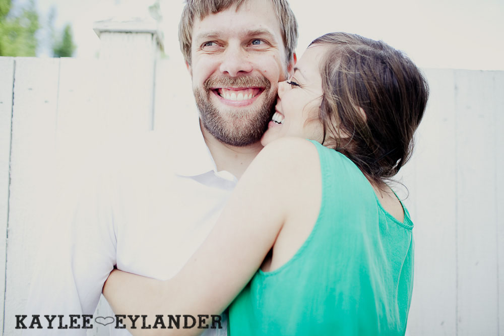Seattle Wedding Photographer 43 Field Engagement Session | Seattle Wedding Photographer