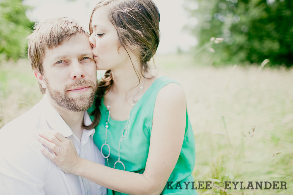 Seattle Wedding Photographer 46 Field Engagement Session | Seattle Wedding Photographer