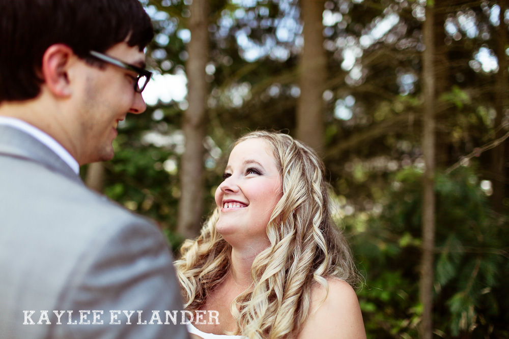 Bothell Backyard DIY Wedding 13 DIY Bothell Backyard Wedding | Turquoise & Yellow Wedding