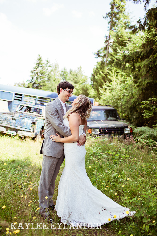 Bothell Backyard DIY Wedding 14 DIY Bothell Backyard Wedding | Turquoise & Yellow Wedding