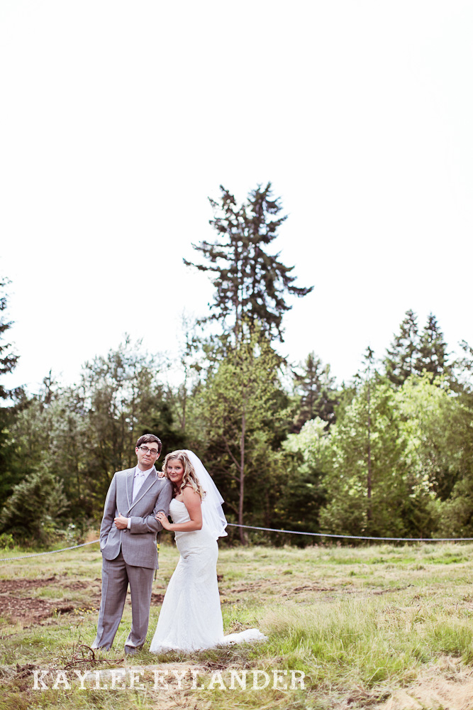Bothell Backyard DIY Wedding 20 DIY Bothell Backyard Wedding | Turquoise & Yellow Wedding