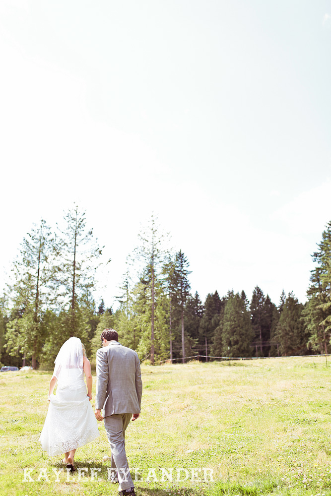 Bothell Backyard DIY Wedding 24 DIY Bothell Backyard Wedding | Turquoise & Yellow Wedding