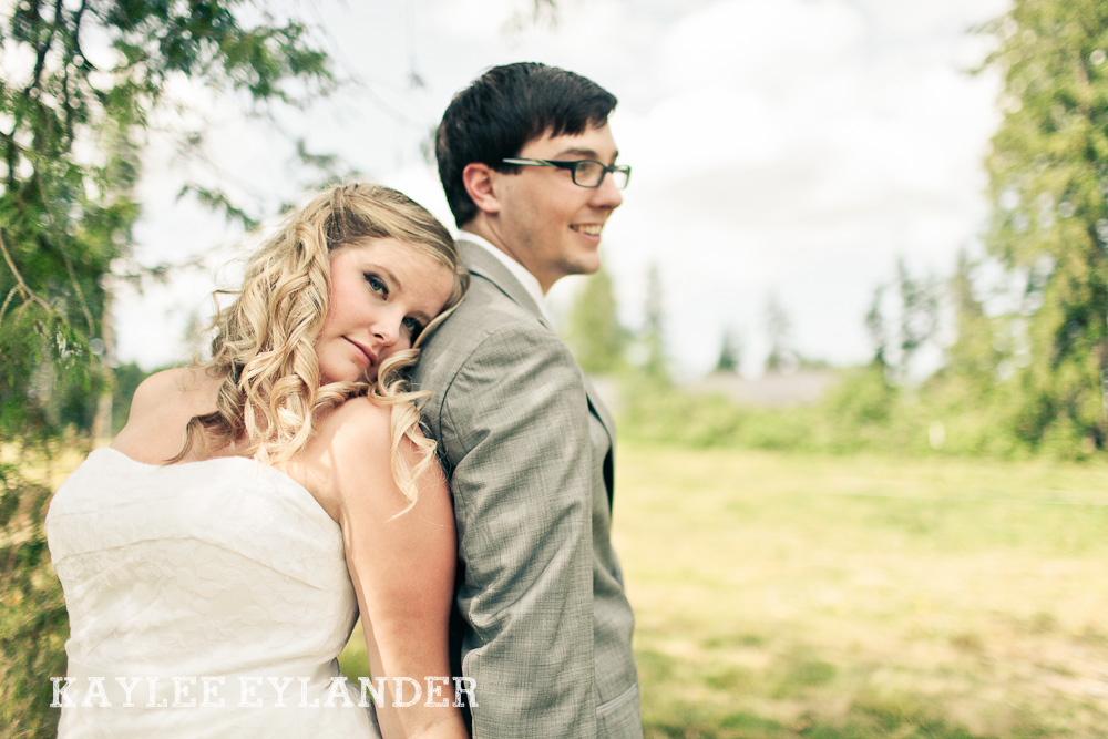 Bothell Backyard DIY Wedding 29 DIY Bothell Backyard Wedding | Turquoise & Yellow Wedding