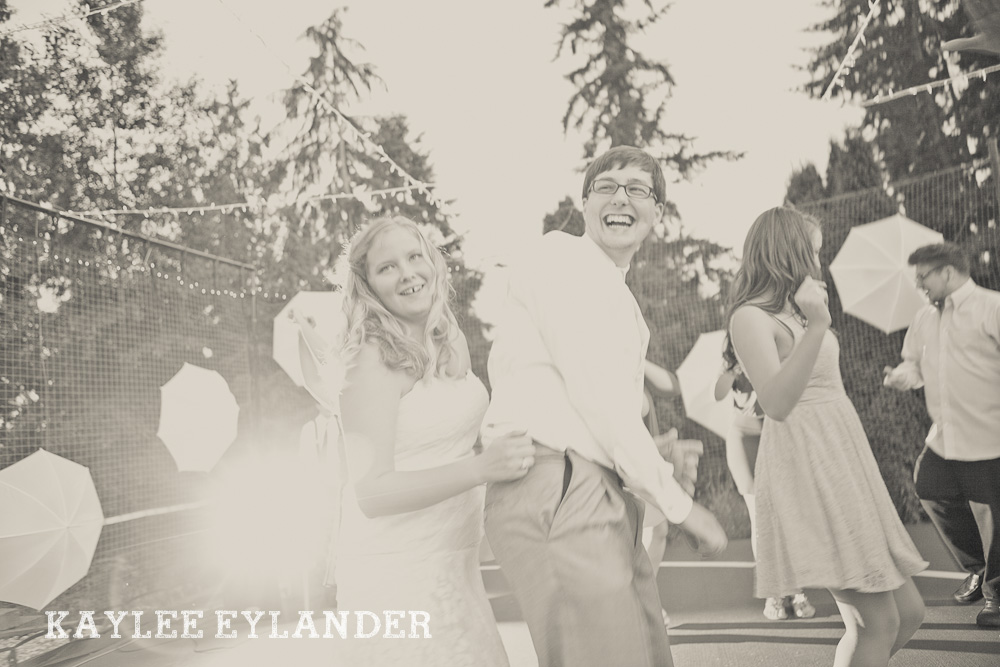 Bothell Backyard DIY Wedding 56 DIY Bothell Backyard Wedding | Turquoise & Yellow Wedding