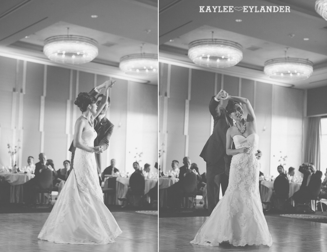 Four Seasons Wedding Reception 52 1100x848 Four Seasons Downtown Seattle Wedding | Part 2