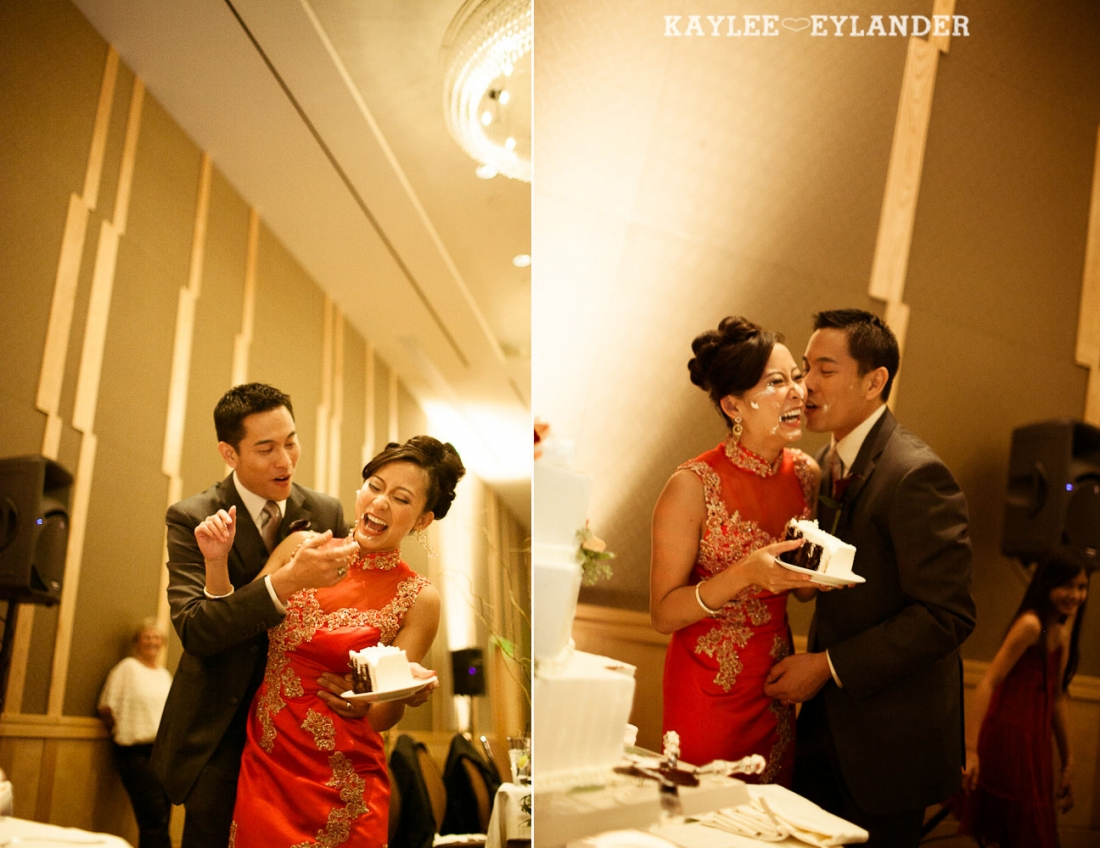Four Seasons Wedding Reception 68 1100x848 Four Seasons Downtown Seattle Wedding | Part 2