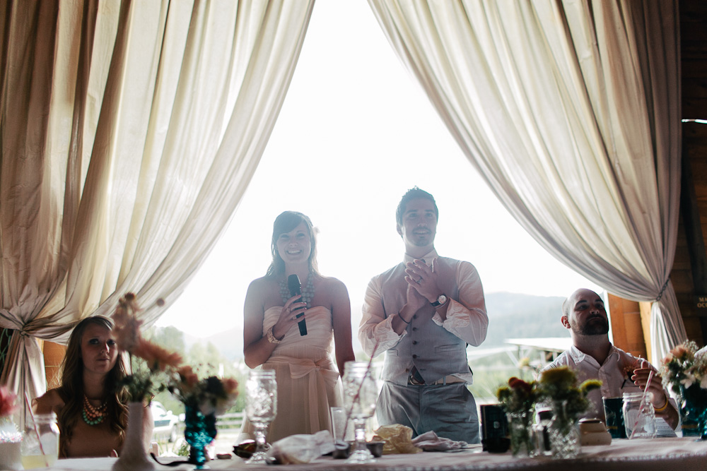 Ritter Farms Cle Elum DIY Wedding Reception 37 Ritter Farms DIY Wedding | Cle Elum Wedding | Turquoise Piano in a field...need I say more?